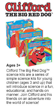 Click for Clifford The Big Red Dog Series